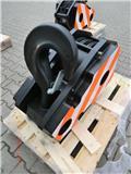 Hakenflasche / Hook block 50t, Piezas y equipos para grúas