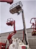 Haulotte HA 20 PX, 2006, Elevadores braços articulados