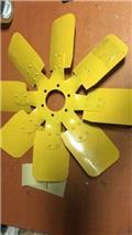 Komatsu - elice paleta - 42N0311320 , YM 123910-44740, Motori za građevinarstvo