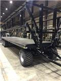 Palms Balvagn, 2017, Bale Trailers