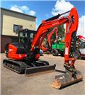 Kubota KX 057-4, 2017, Mini excavators < 7t (Mini diggers)