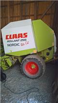 Рулонный пресс-подборщик CLAAS Rollant 255 Nordic, 2005