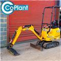 JCB 8008, 2014, Mini excavators < 7t (Mini diggers)
