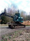 Neuson 18002 HV T, 2008, Harvesterid