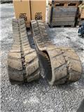 Bridgestone Beg gummilarver 1200:-/st, 2015, Gusenice za građevinarstvo