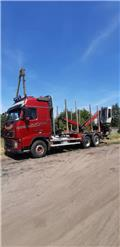 Volvo FH16 580, 2008, Timber trucks
