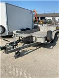 Ifor Williams GP146, 2014, Other trailers