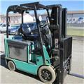 Mitsubishi FBC25N, 2012, Electric forklift trucks