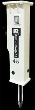 Beilite ® BLTB - 45, 137 kg, Hydauliek HammeDIREKT LIEFERB, 2021, Fejtőgépek