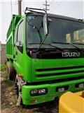 Isuzu dump truck, 2014, Minidumprar