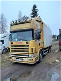 Scania R 164 GB, 2004, Wood Chippers