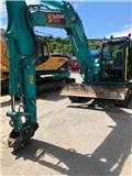 Kobelco SK 85 MSR, 2018, Midi excavators  7t - 12t