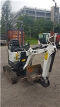 Bobcat E 10, 2015, Mini Excavators <7t (Mini Diggers)