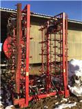 Kongskilde Vibromaster 2500, 2009, Grebenaste drljače