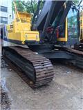 Volvo EC 290 B LC, 2013, Crawler excavator