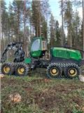 John Deere 1270 G, 2018, Processadores florestais