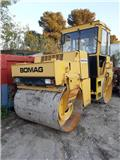 Bomag BW 141 AD, 1996, Twin drum rollers