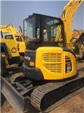 Komatsu PC55MR, 2013, Mini Excavators <7t (Mini Diggers)
