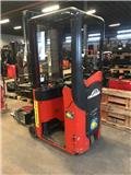 Linde E 1O, Self propelled stackers