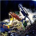 Menzi Muck A91F, 2013, Special excavators