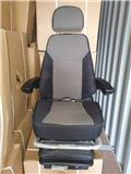 Other nieuwe stoelen, Cabins and interior