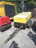 Ingersoll Rand Compressor package, Kompressorer