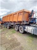 Самосвальный полуприцеп Schmitz Cargobull 24, 2010