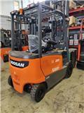 Doosan B25X-7 RENT109, 2019, Elektriske trucker