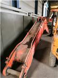 Hitachi ZX 470 LC, Puomit
