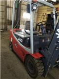 JAC CPD 30 - 512mh, 2016, Electric forklift trucks
