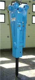 Krupp HM 140 200kg gebraucht - generalüberholt, 2019, Martillos hidráulicos