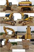 Caterpillar 330 CL, 2005, Crawler excavators