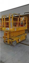 Genie GS 2646, 2006, Articulated boom lifts