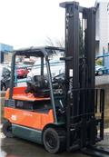 Toyota 7 FB MF 30, 2010, Electric Forklifts