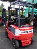 Nichiyu FB15PN-60-300SF, Self propelled stackers