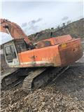 Hitachi EX 400-1, 1990, Crawler excavators