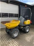 Wacker Neuson 1001, 2014, Vehículos compactos de volteo