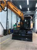 Hyundai Robex 160, 2020, Hjulgrävare
