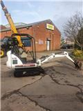 Bobcat 319, 2008, Mini excavators < 7t (Mini diggers)