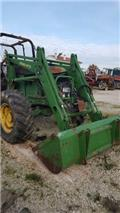 Carregador Frontal John Deere 6cil, Front loaders and diggers