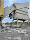 Benninghoven 300 t Stationary hot-mix storage silos, 2017, Асфальтосмесители
