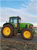 John Deere 7530 Premium AP, 2007, Tractors