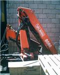 Valman 8080-1, 1992, Kranovi za utovar
