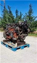 Fendt 612, Motores