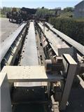 Bergeaud 4 Convoyeurs à bande 0,50 x 16 m, Konveyörler