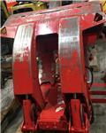 Bolzoni Auramo RA-160NT, 2009, Mga fork clamps