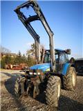 New Holland TM 155, 2007, Traktoriai
