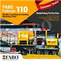Fabo MOBILE CRUSHER PLANT, 2021, Mobile crushers