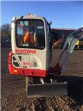 Takeuchi TB216, 2016, Crawler excavators