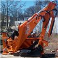 UEMME E35 spec, 2016, Other loading and digging and accessories